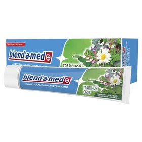 Зубная паста Blend-A-Med ProExpert Анти-Кариес «Травяной сбор», 100 г