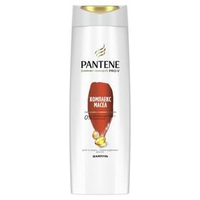 Шампунь для волос Pantene Слияние с природой «Комплекс масел», 400 мл
