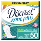 Ежедневные прокладки Discreet Deo Water Lily Plus, 50 шт. - Фото 1