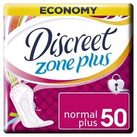Ежедневные прокладки Discreet Normal Plus, 50 шт.
