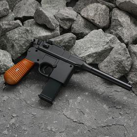 Пистолет страйкбольный Galaxy мини Mauser 712 G.12, кал. 6 мм Ош