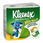 Полотенца бумажные Kleenex Premium, 2 слоя, 2 рулона
