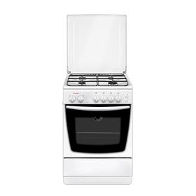 Плита газовая Gefest 1200-С5, 4 конфорки, 63 л, газовая духовка, белая