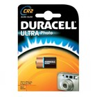 Батарейка литиевая Duracell Ultra, CR2 (DLCR2, ELCR2)-1BL, для фото, 3В, блистер, 1 шт.