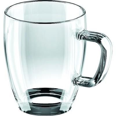 Стеклянная кружка Tescoma Crema, 400 мл - Фото 1