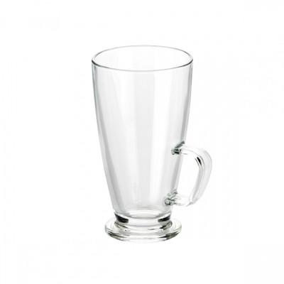 Стеклянная кружка латте, маккиато Tescoma Crema, 300 мл - Фото 1