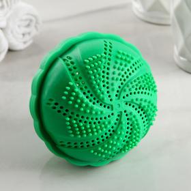 Турмалиновый шар для стирки белья 10×10×8 см Ош