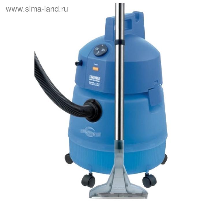 Пылесос Thomas Super 30S, 1400 Вт, 30 л, аквафильтр, сбор воды, синий