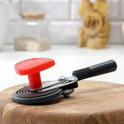 Закаточная машинка, улитка, цвет красный - Фото 1