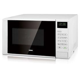 Микроволновая печь BBK 20MWS-728S/W, 20 л, 700 Вт, белый