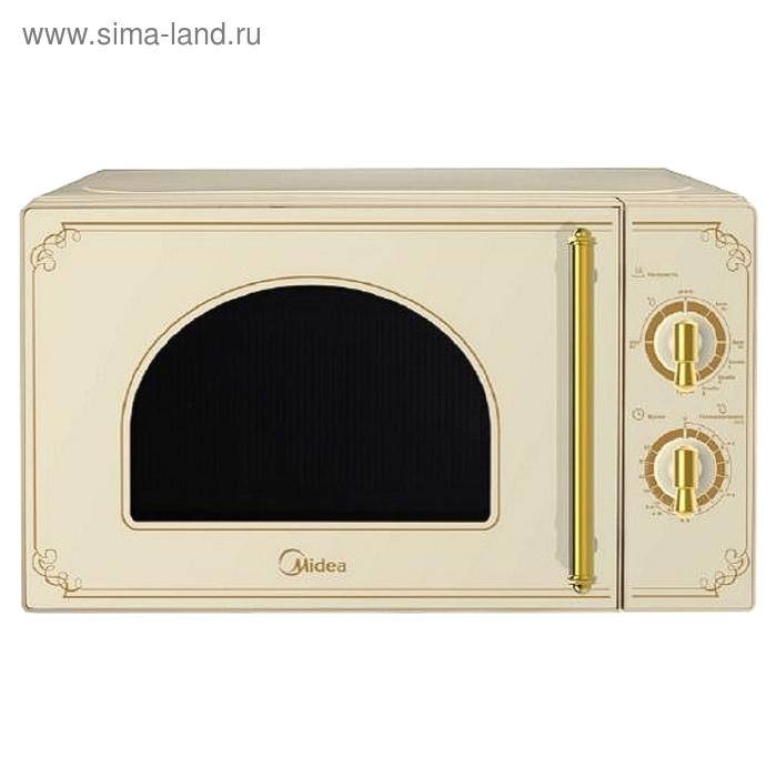 Микроволновая печь Midea MM820CJ7-I3, 20 л, 800 Вт, бежевый