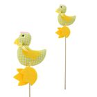 Мягкая игрушка на палочке «Петушок», с бантиком