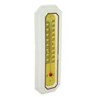 Термометр  уличный, 17*5,5 см, пластик, белый