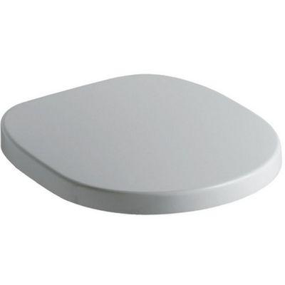 Сиденье и крышка Ideal Standard Connect, дюропласт, шарниры с функцией плавного закрытия - Фото 1