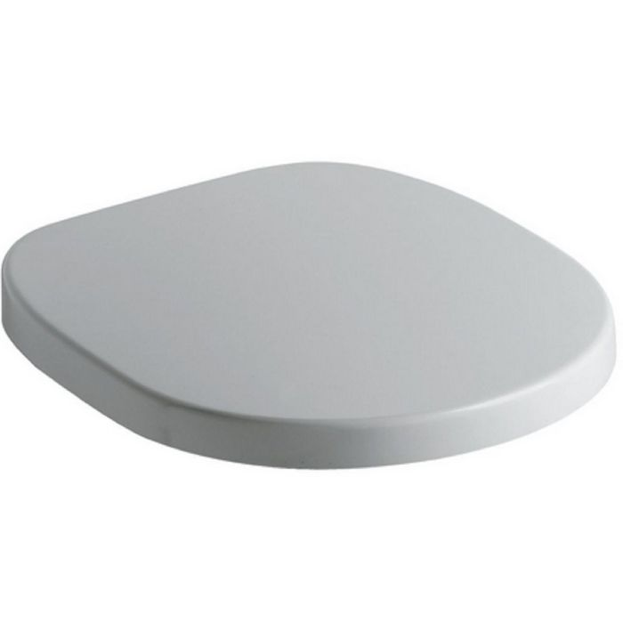 Сиденье и крышка Ideal Standard Connect, дюропласт, шарниры с функцией плавного закрытия
