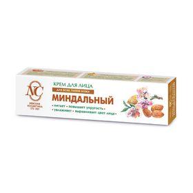 Крем для лица «Невская косметика», миндальный, питание, увлажнение, повышение упругости кожи, 40 мл
