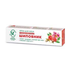 Крем для лица «Невская косметика», шиповник, питание, увлажнение и улучшение цвета лица, 40 мл