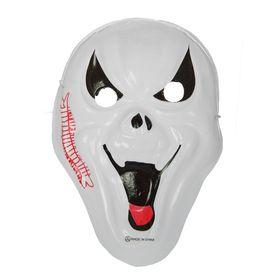 Карнавальная маска «Крик», с шрамом, на резинке Ош