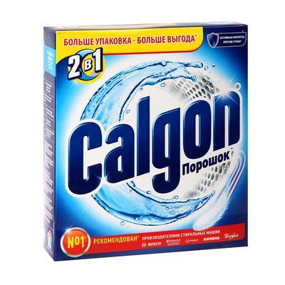 Средство Calgon 2 в 1 для cмягчения воды, 1,6 кг - Фото 1