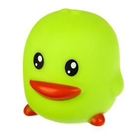 Игрушка для ванны «Утка», цвет МИКС