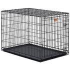 Клетка Midwest iCrate с одной дверью, 106х71х76 см, черная
