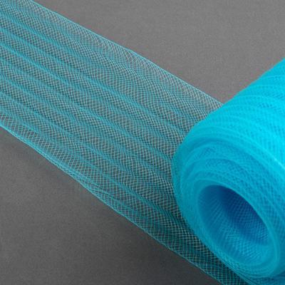 Регилин плоский, гофрированный, 70 мм, 20 ± 1 м, цвет голубой