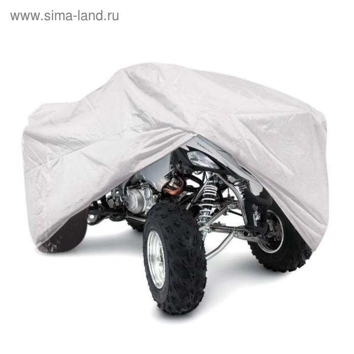 Тент на квадроцикл защитный TORSO, размер M 208х122х78см