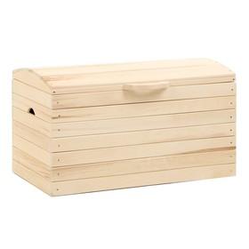 Ящик для белья Сундук 99х57х53 см 'Добропаровъ' Ош