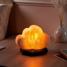 Соляная лампа 'Биение сердец' 16 х 18 х 17 см Ош
