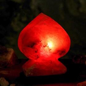 Соляная лампа 'Дама', 18 см, 1-2 кг Ош
