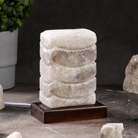 Соляная лампа 'Пагода' 15 см, 1-2 кг Ош