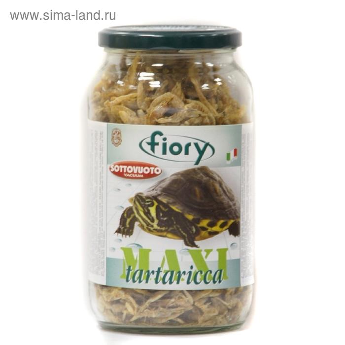 Сухой корм FIORY Maxi Tartaricca для черепах, креветка, 1 л.