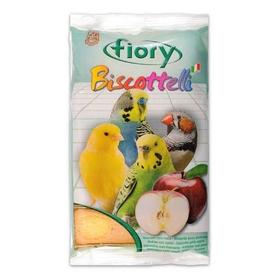 Лакомство FIORY Biscottelli для птиц, бисквит, с яблоком, 30 г. Ош