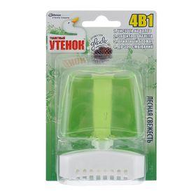 Жидкий подвесной блок «Лесная свежесть», римблок жидкий, основной блок, 55 мл