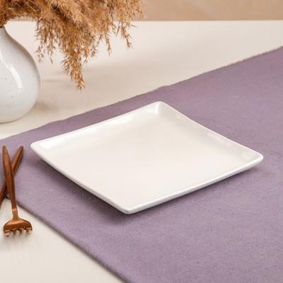 """Тарелка """"Квадрат"""" для суши - Фото 1"""