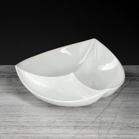 Менажница «Орешник», керамика