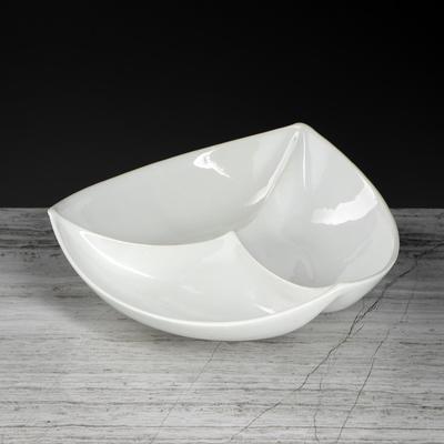 Менажница «Орешник», керамика - Фото 1