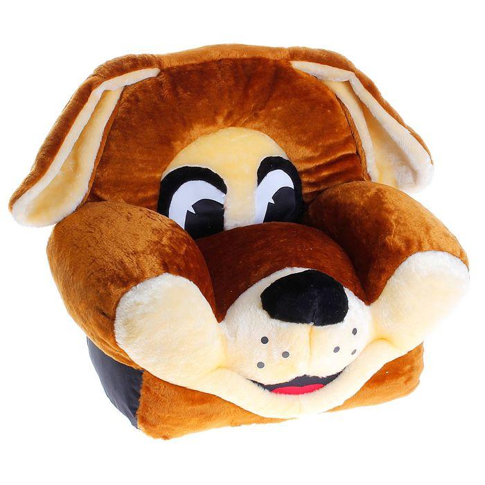 Мягкая игрушка «Кресло Собака», МИКС
