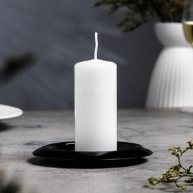 Подсвечник чашка 110 черный муар