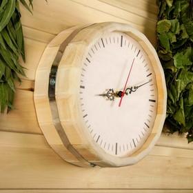 Часы банные бочонок 'Классика' Ош