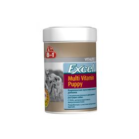 Мультивитамины Excel для  щенков, 100 таблеток, 125 г