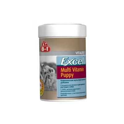 Мультивитамины Excel для  щенков, 100 таблеток, 125 г - Фото 1