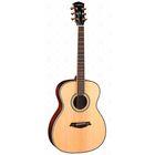 Акустическая гитара Parkwood P820, цвет натурального дерева + футляр