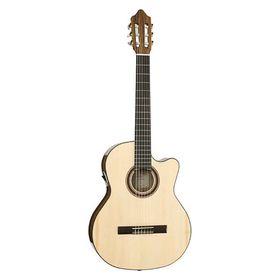 Электроакустическая классическая гитара с вырезом Kremona R65CW Performer Series Rondo