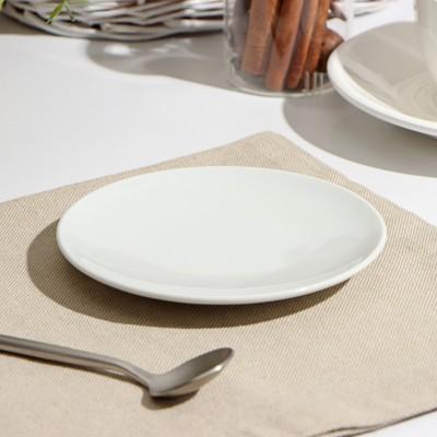 Блюдце «Бельё», d=12,5 см - Фото 1