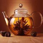 Декор 20х20см Акварель Чай 1чайник Чай 1
