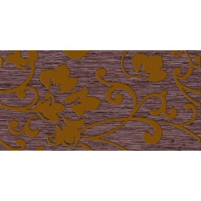 Вставка керамическая 40х20см Ваниль коричневый 08-03-15-720-2