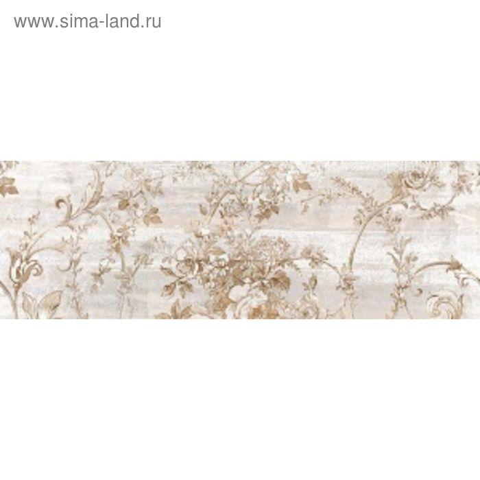 Вставка керамическая 60х20см Прованс серый 17-03-06-866
