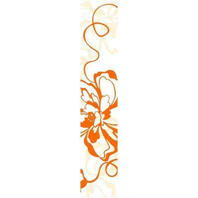 Бордюр 40х7,5см Кураж-2 оранжевый Монро оранжевый 76-00-35-050 - Фото 1