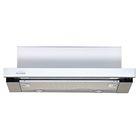 Кухонная вытяжка ELIKOR Интегра GLASS 50Н-400-В2Г, нержавеющая сталь/стекло белое